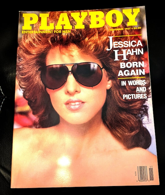 Playboy Magazine November 1987 Jessica Hahn Jim Bakker   eBay