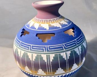 Authentic Navajo Pottery by Ernest & Arlene John