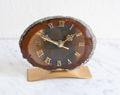 60s Agate Clock