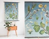 1960s Floral Print