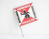 Vintage Carnival Sign Berlin Signage
