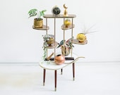 Vintage Plant Stand Tiered, Plant Stand, Tiered Plant Stand, Plant Stands Indoor, Mid Century Plant Stand, Vintage Plant Stand, boho
