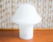 Peill & Putzler Murano Style Glass Mushroom Lamp