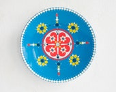 Vintage Folklore Wall Plate