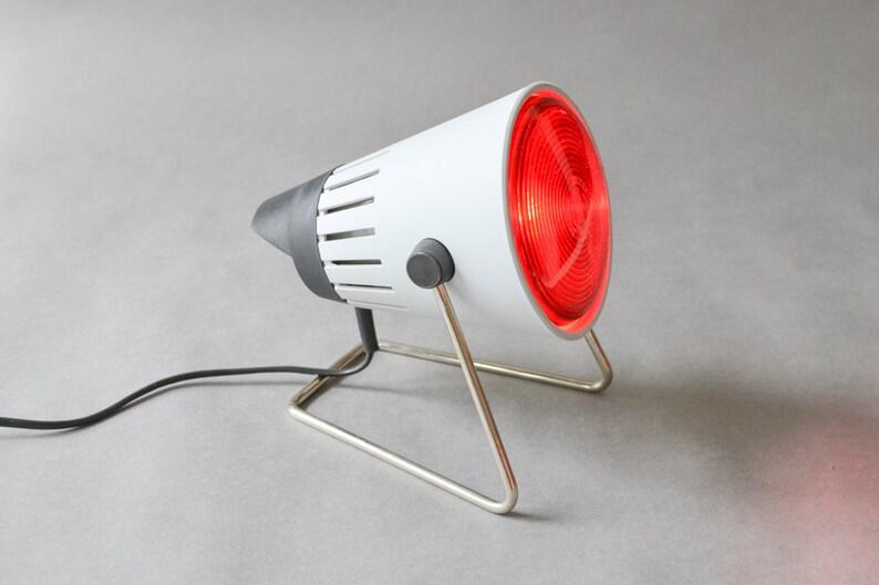 Rood Licht Lamp : Ddr warmte lamp soli lux heraeus hanau verwarming baby lamp etsy