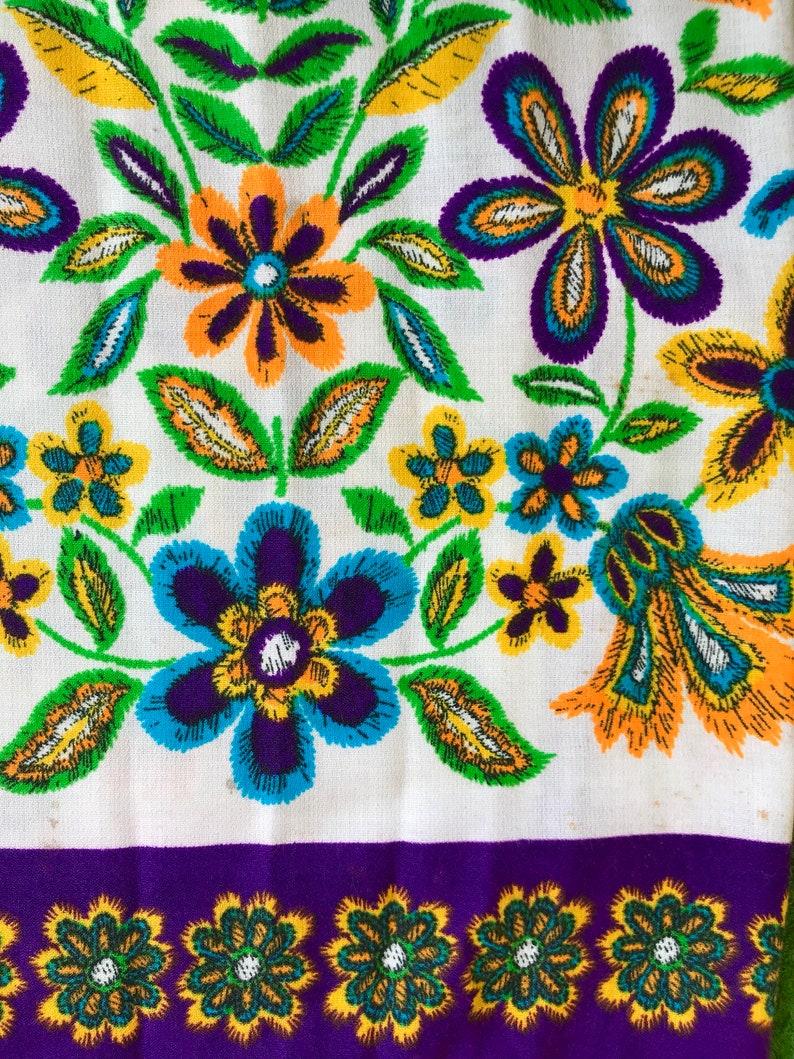 Vintage 1970s Young Edwardian Arpeja off shoulder floral peasant maxi dress empire waist retro 70s flower power maxi gown scoop neck S