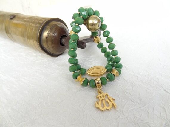 Green Elegance Bracelet Set
