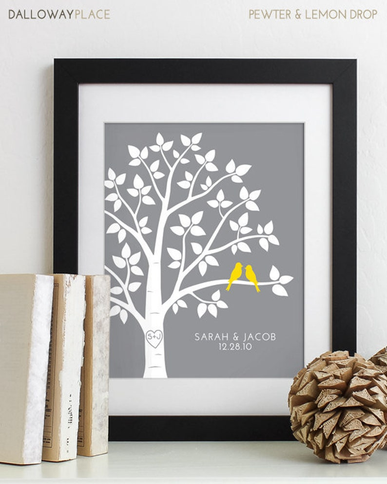 Personalized Wedding Gift for Couples Gift for Her Him image 0