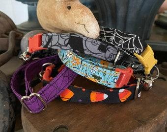Handmade Breakaway Cat Collars