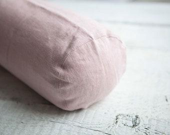 Long BOLSTER pillow COVER, bolster throw pillow case, custom size BOLSTER and colour for room decor