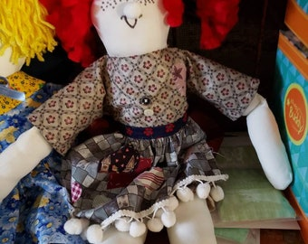 Attic Babies Doll Etsy