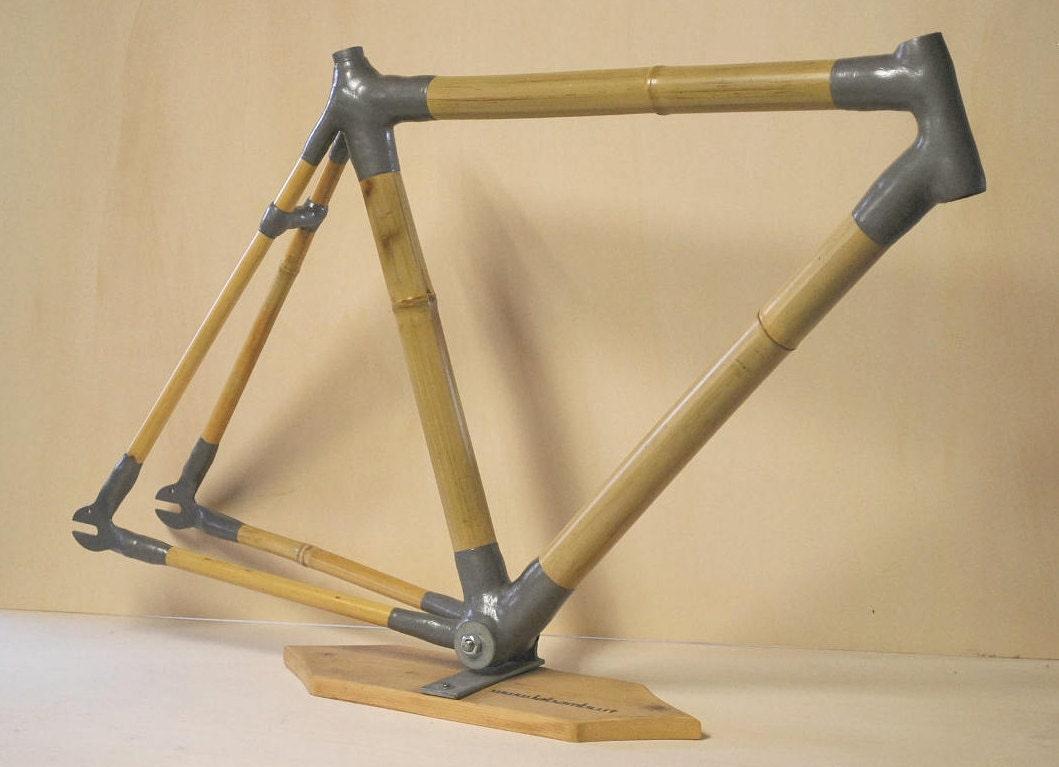Bambus-Fahrrad-Rahmen-Stadt oder festen Fahrrad | Etsy