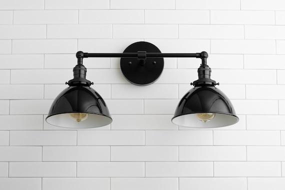Wall Lights Bathroom Lighting Vanity Light Industrial   Etsy