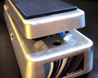 Saturnworks Full-Size Expression Guitar Pedal