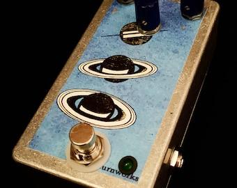 Saturnworks Saturn Fuzz Guitar Distortion Pedal