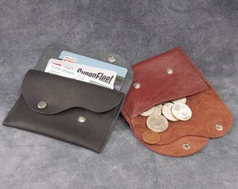 2 Snap Coin Pouch