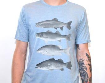 Fishing Shirt | Fish t-shirt | Men's Graphic T Shirts | Fisherman tshirt | Gifts for him | fishing gift | fly fishing | Hunting Shirt