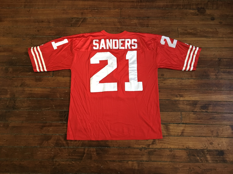 Deion Sanders starter jersey primetime 21 NFL football Dallas  0ac4d2a4a