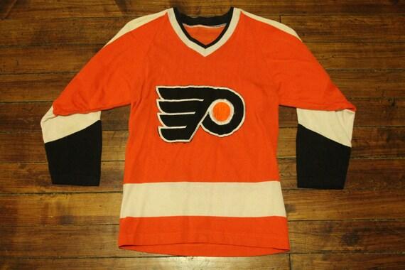 Philadelpia Flyers jersey 1970s vintage NHL hockey jersey  531f7ee4b