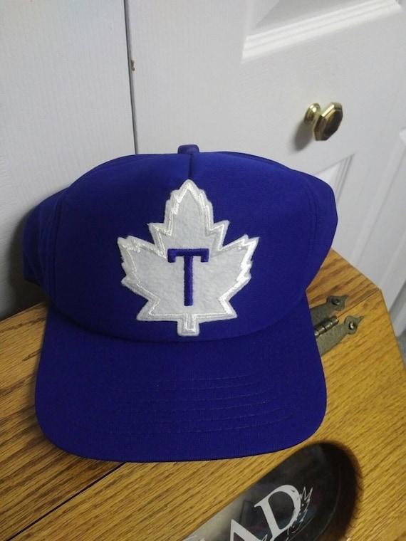 Toronto maple leafs hat snapback vintage RARE New Erahockey  dcd321f90d6