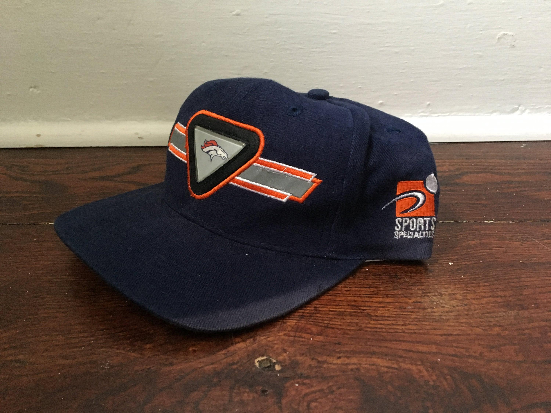Denver Broncos strapback sports specialties NFL football hat  4c8a7c218
