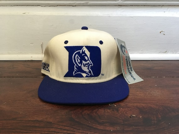 DEADSTOCK sports specialties Duke Blue Devils hat plain logo  ab6f8463015