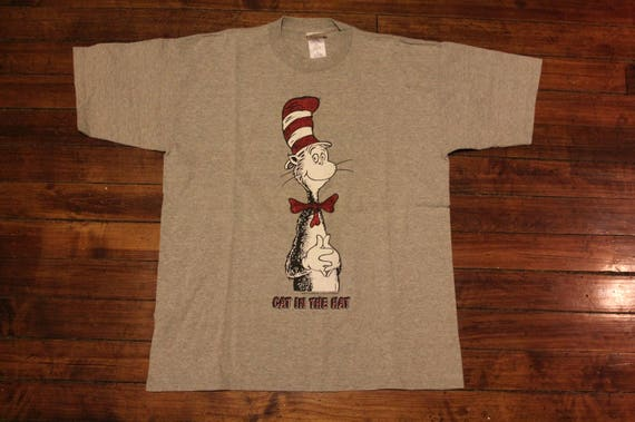 d318ae44b6ef Dr Seuss Cat in the hat tshirt shirt graphic tee sparkles