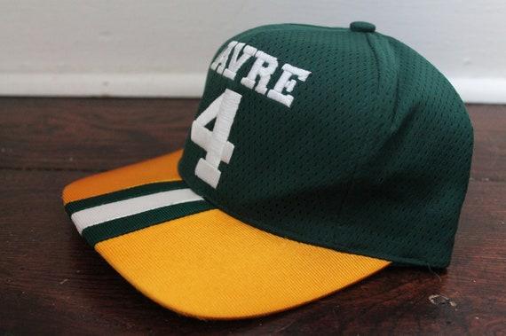 ee751a05b1f Green Bay Packers Brett Favre snapback NFL football