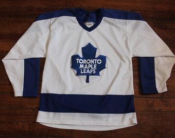 Toronto Maple Leafs jersey vtg NHL hockey vintage CCM jersey Medium 7j39PUgjz