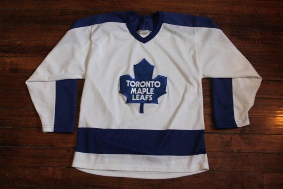 Toronto Maple Leafs jersey vtg NHL hockey vintage CCM jersey  33c292733