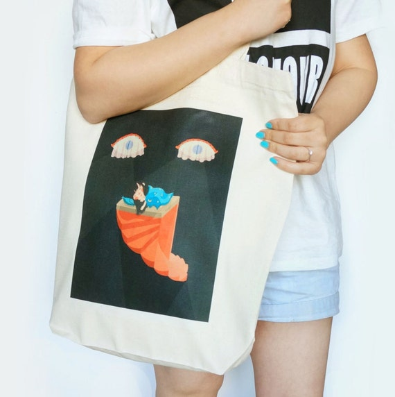 Lily Sweet dreams Tote Bag
