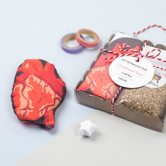 DIY Heart sewing Kit