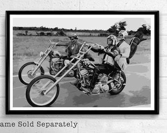 Easy Rider Jack Nicholson New POSTER BW