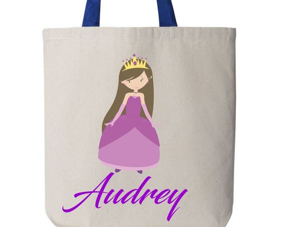 Kids book bag,kids personalized bag, customized tote bag, cloth grocery bag, School bag, daycare bag