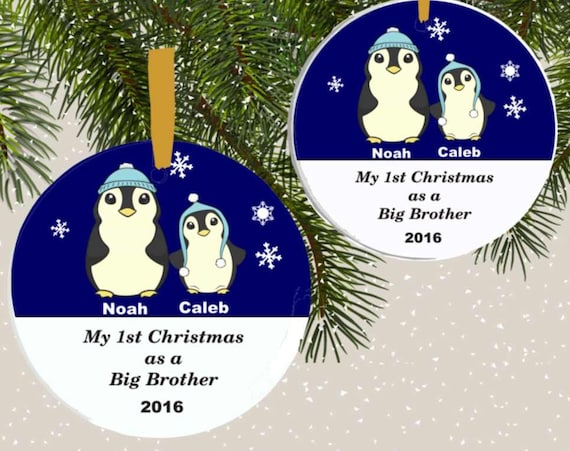 ornament #18, suncatcher,big brother ornament,grandparents. family ornament, 1st christmas ornament, personalized ornament, custom ornament