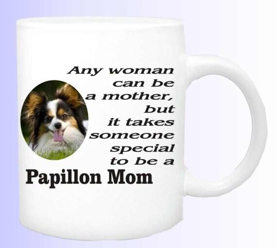 Papillon Mom mug #149,