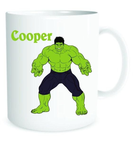 super hero cup #4for boys, boys hero mug, super hero mug, cup for a boy, personalized boys mug, customized boys mug, hero figure for boys