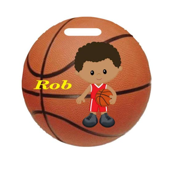backpack tag, boy basketball tag, boys tag, gym bag tag, luggage tag, lunch box tag, back to school, boys sports, name tag, personalized tag