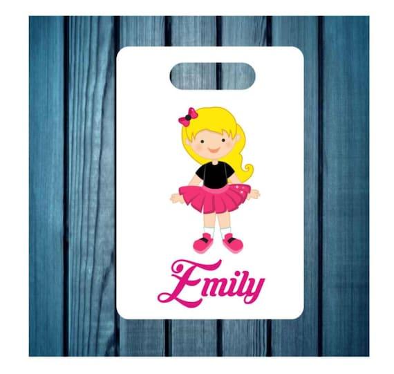 Backpack tag, sports bag tag, custom tag, personalized tag, lunch box tag, kids luggage tag, diaper bag tag, tag, bags and purses tag,