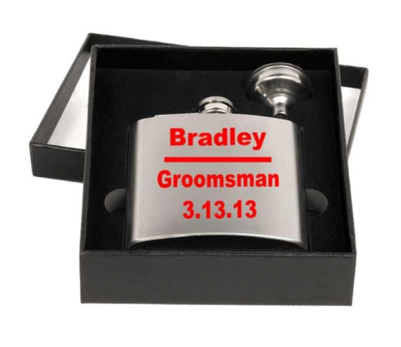 flask gift, customized flask, personalized flask, wedding gift, groomsman gift, bridesmade gift, customized gift, business gift, dads gift