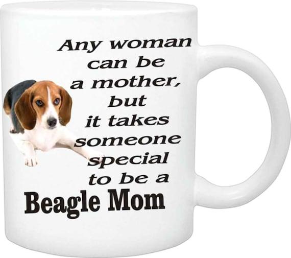 beagle mom cup, beagle coffee mug, beagle mug, beagle mom, pet coffee mug, dog coffee mug, canine coffee mug, pet gift mug,