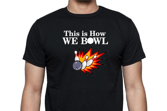 bowling shirt, funny shirt, mens shirt, LOL shirt, sports shirt
