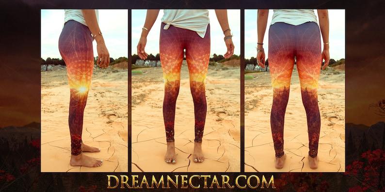 Solar Memory Leggings image 0