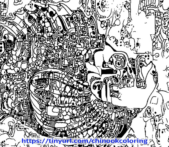 - Crazy Fish Coloring Pages And Sorta Puzzles You Can DOWNLOAD Etsy