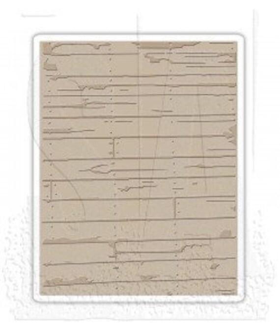 Sizzix  Texture Fades A2 Embossing Folders 2//Pkg-Clock /& Steampunk By Tim Holtz
