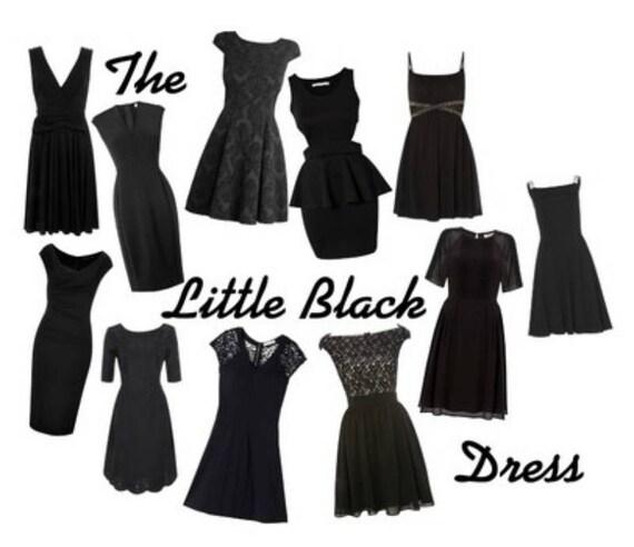 Fragrance Oil Little Black Dress Sensual Fragrance Oil Etsy