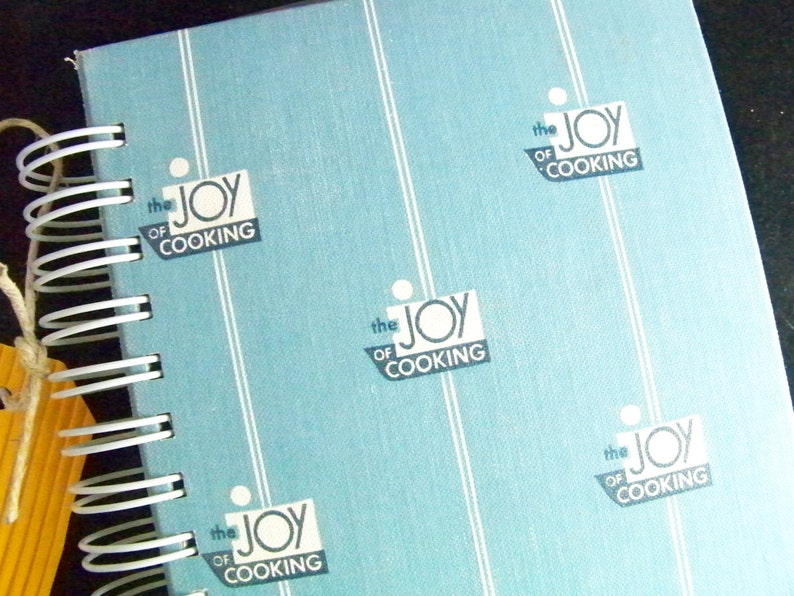 Joy of Cooking blank book diary journal planner image 0