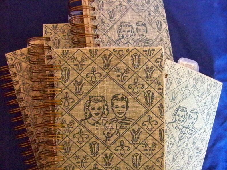 Bobbsey Twins vintage book journal blank book diary image 0