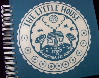 Little House book journal notebook journal cover old book cover