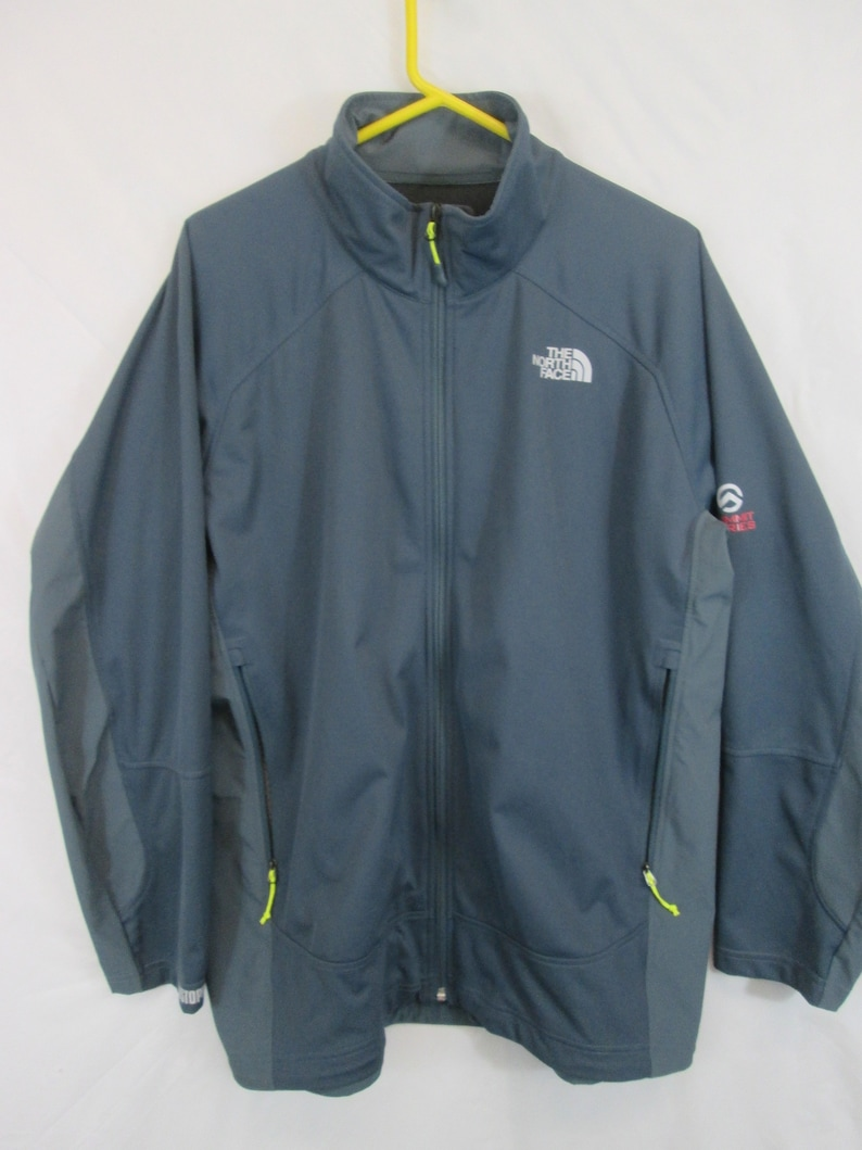 fadb87c52 The North Face Summit Series Men's Windstopper Soft Shell Jacket XL TNF